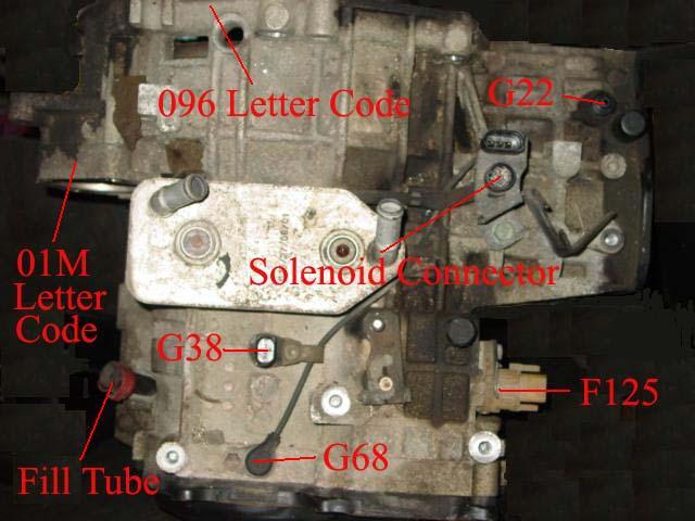 automatic transmission (01M) shudder - TDIClub Forums