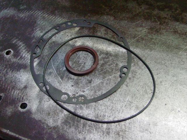 01m front seal kit